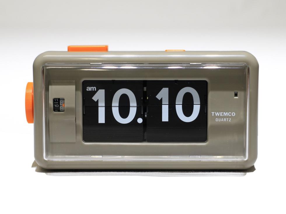 Detail / Twemco Alarm Clock