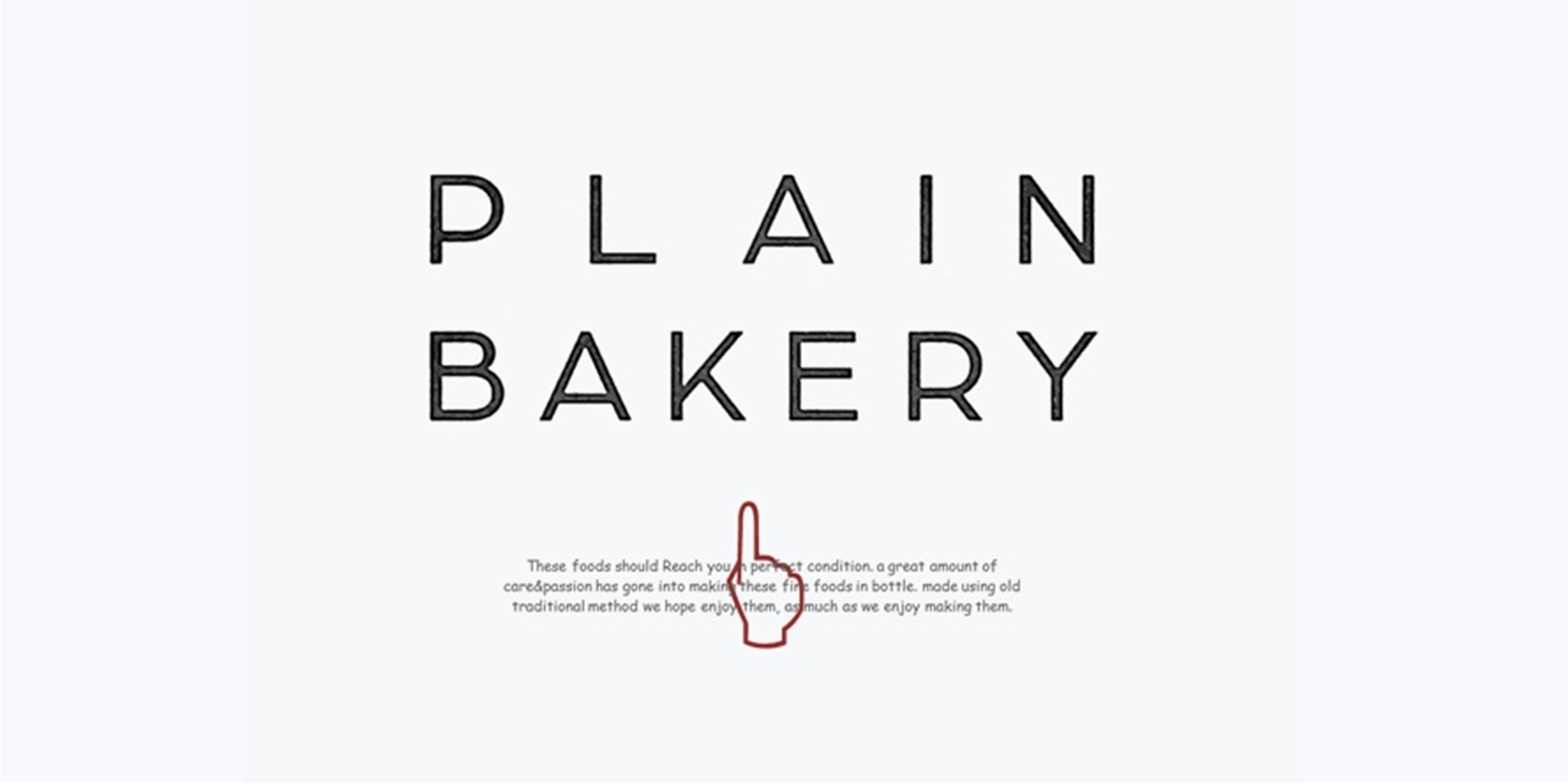 plain bakery